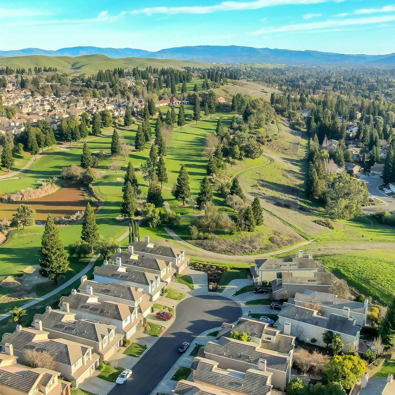 San Ramon Region Range Homes | Range Homes